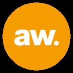 astrid wehling graphic design logo round